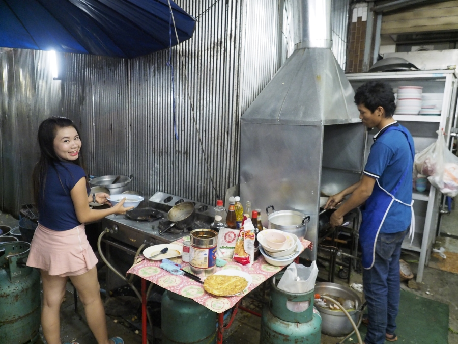 Thai-Street Cooking