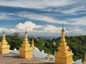 Blick von Sagaing