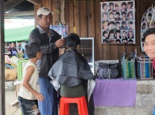 The Barber-Shop
