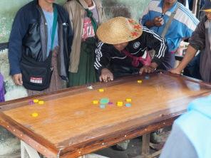 Burma-Snooker