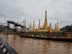 Tempel der 5 Buddhas