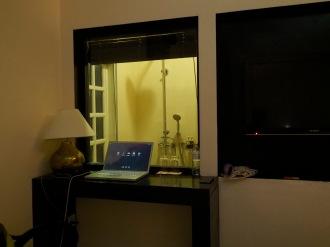Badezimmer-Peep-Show