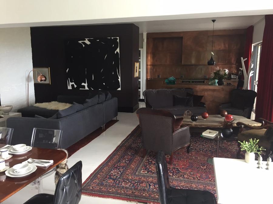 Der Gemeinschaftsraum - wie ein riesiges Wohnzimmer