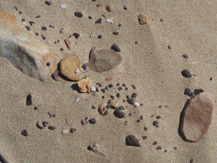 Symphonie aus Sand und Stein