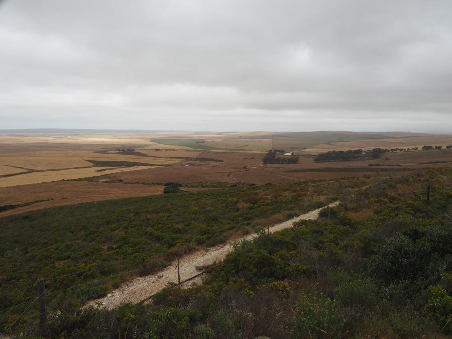 Farmen bis zum Horizont