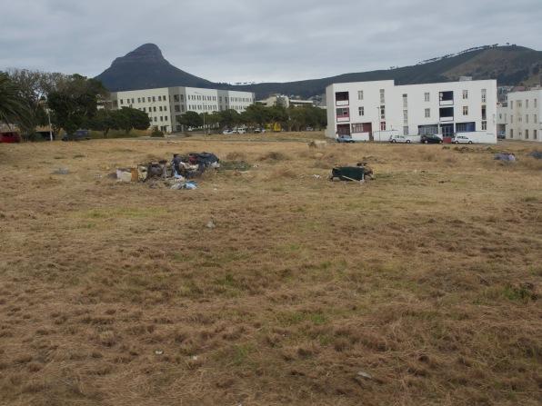 District six - Erinnerung an traurige Zeiten in Südafrika