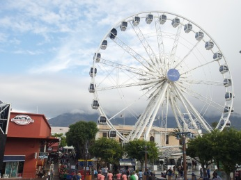 Riesenrad an der V&A Waterfront