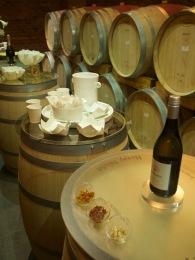 Weingut La Motte, Porzellan für Inge - nicht wahr?